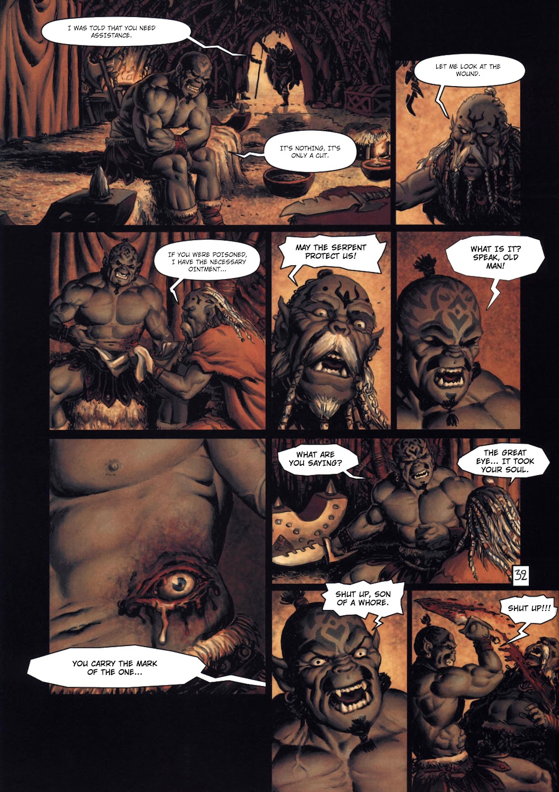Read online Orks comic -  Issue #2 - 35