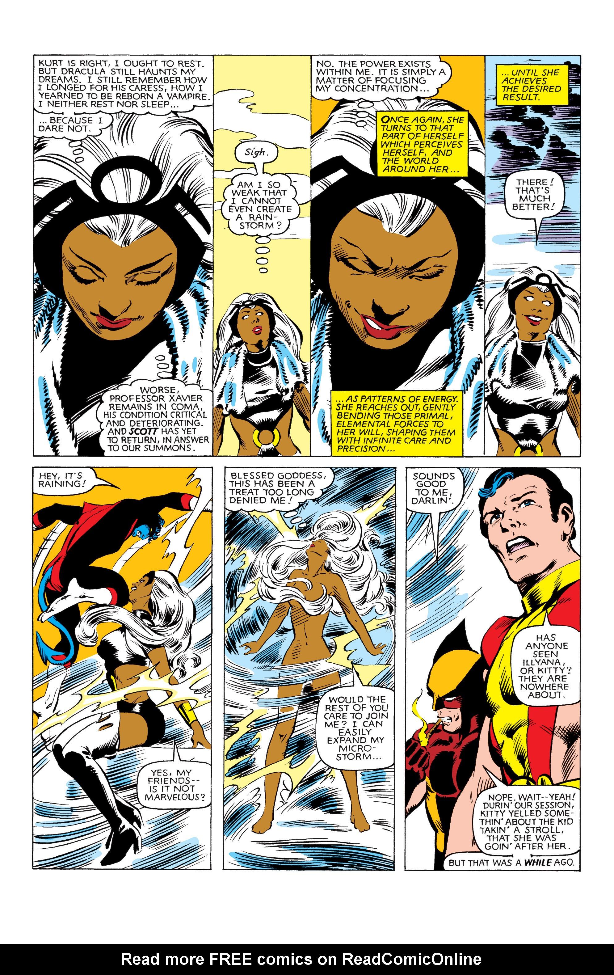 Read online Uncanny X-Men (1963) comic -  Issue #160 - 5