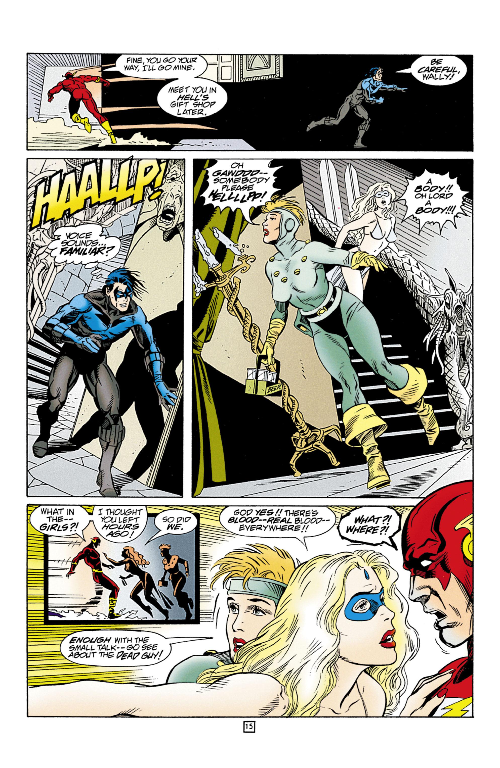 Read online Flash Plus comic -  Issue # Full - 16