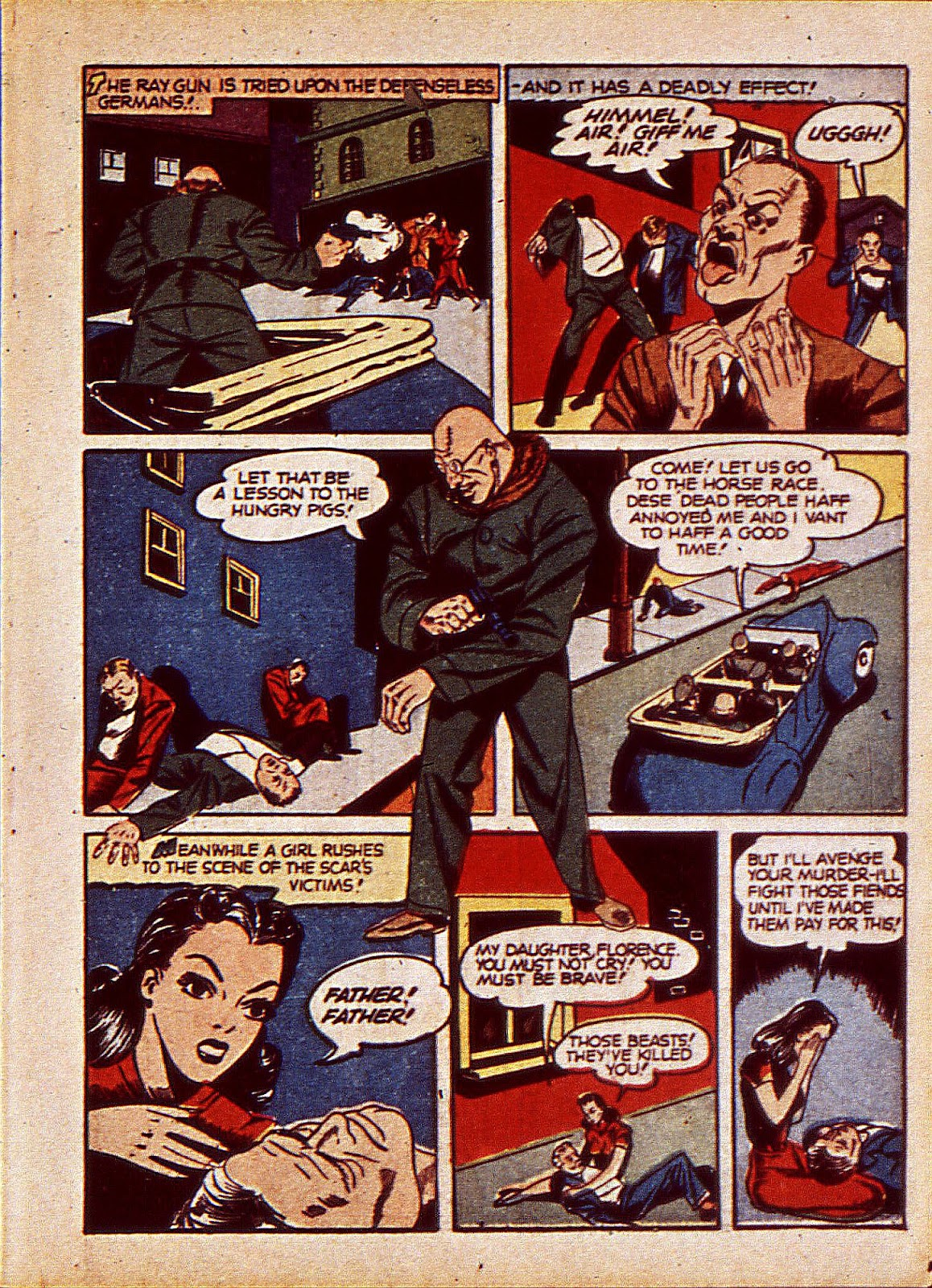 Mystic Comics (1940) issue 6 - Page 22