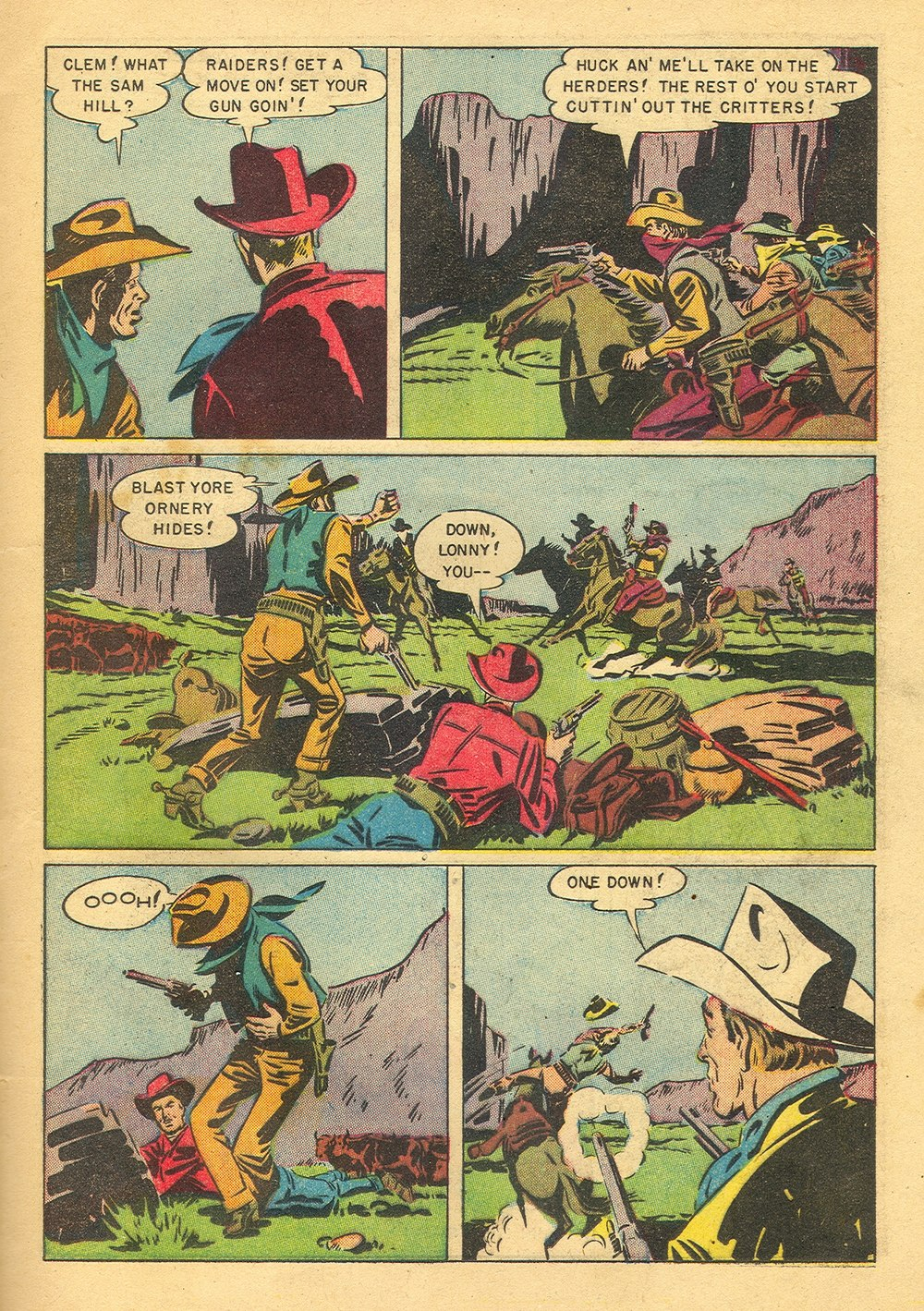 Four Color Comics issue 278 - Page 37