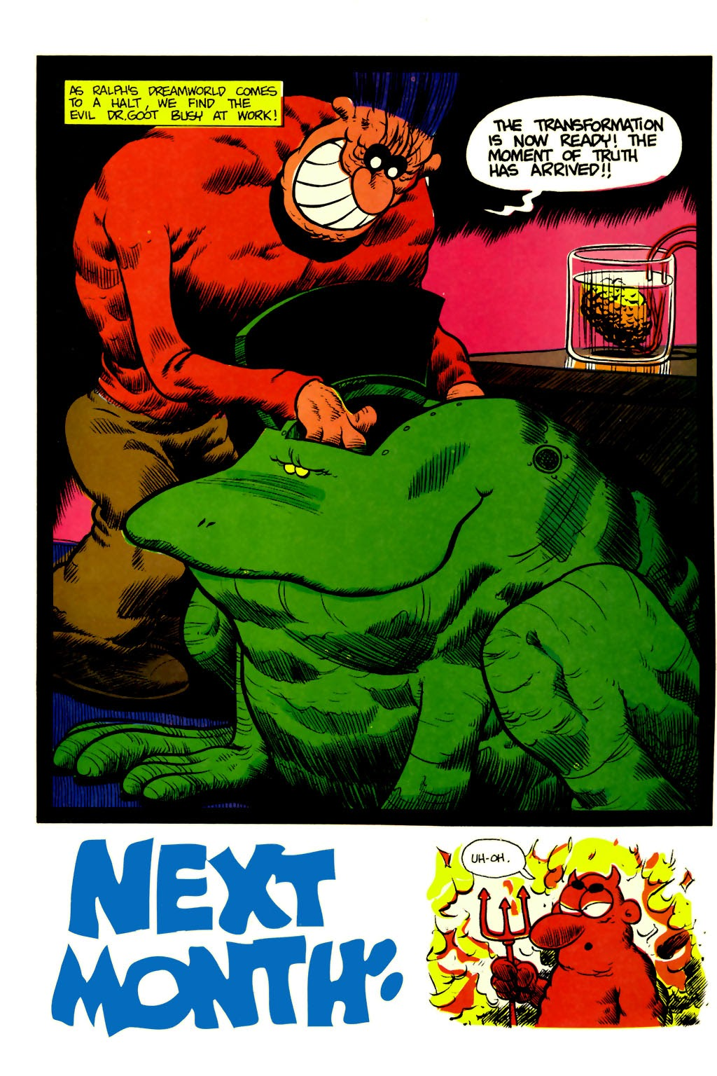 Ralph Snart Adventures (1988) issue 4 - Page 27