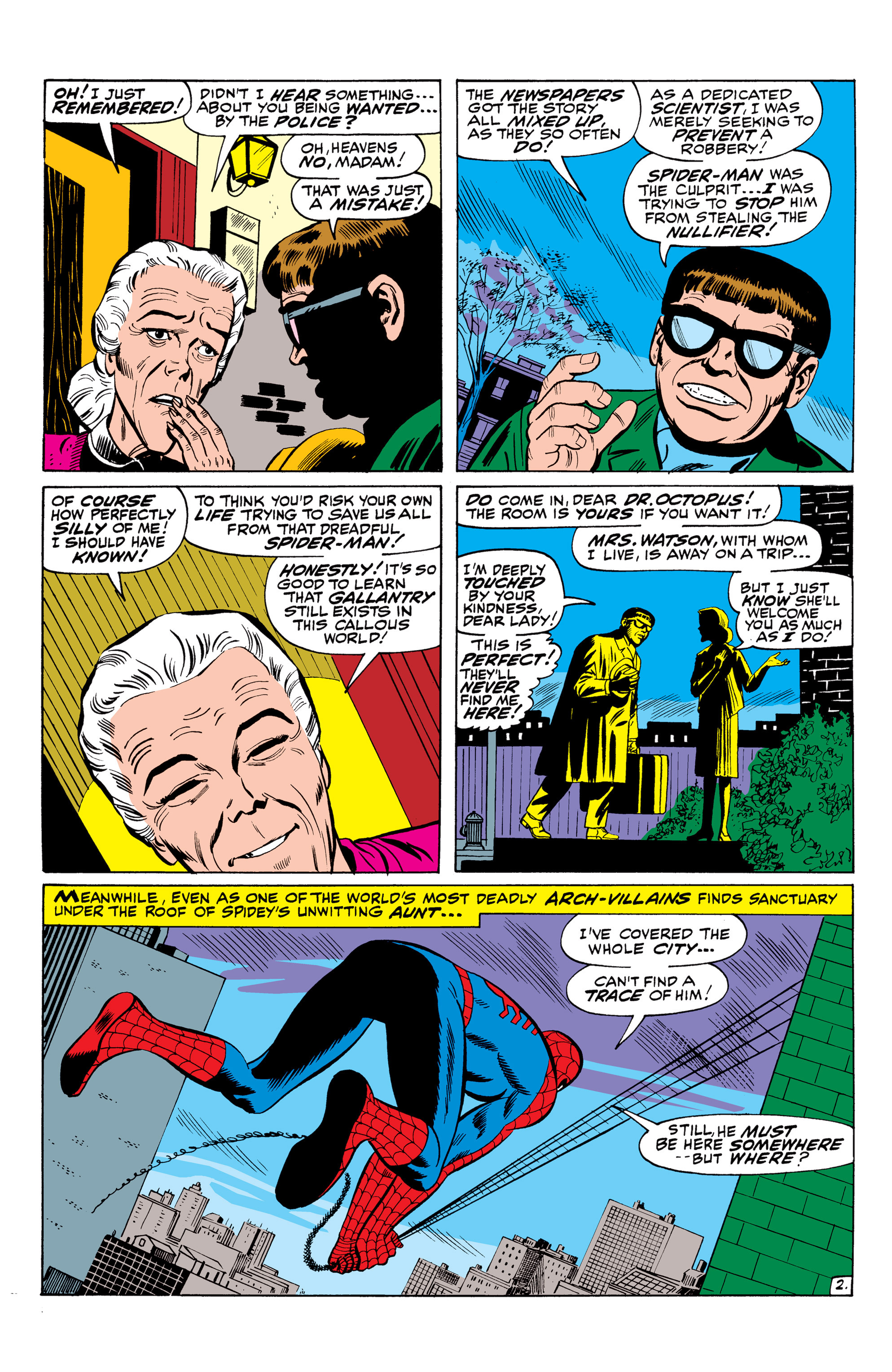The Amazing Spider-Man (1963) 54 Page 2