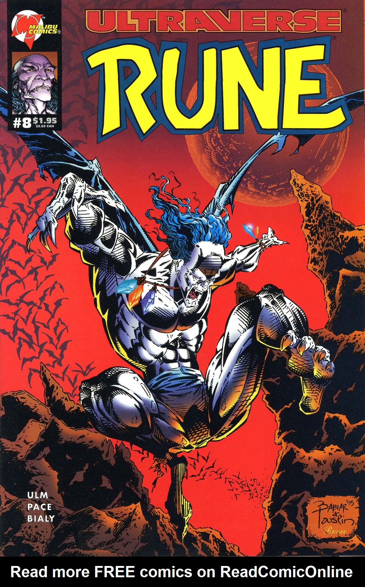 Read online Rune (1994) comic -  Issue #8 - 1