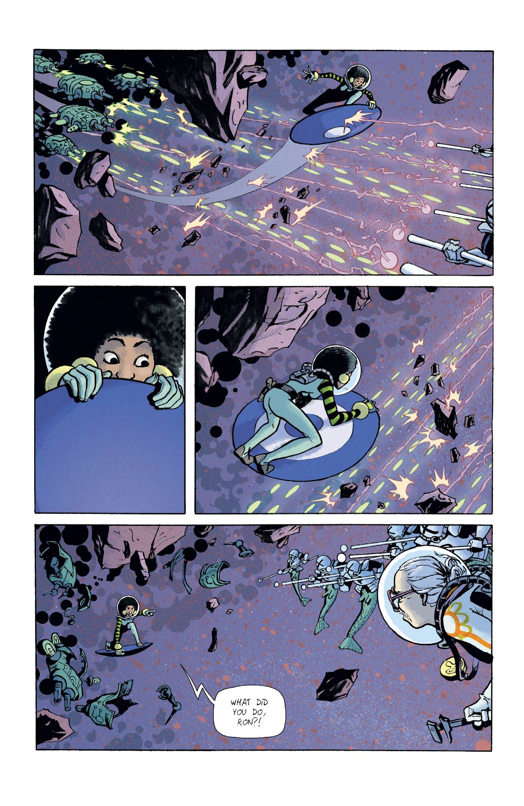 Read online Infinity 8 comic -  Issue #12 - 14