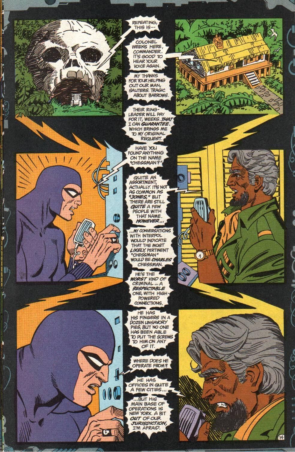 Read online The Phantom (1988) comic -  Issue #2 - 18