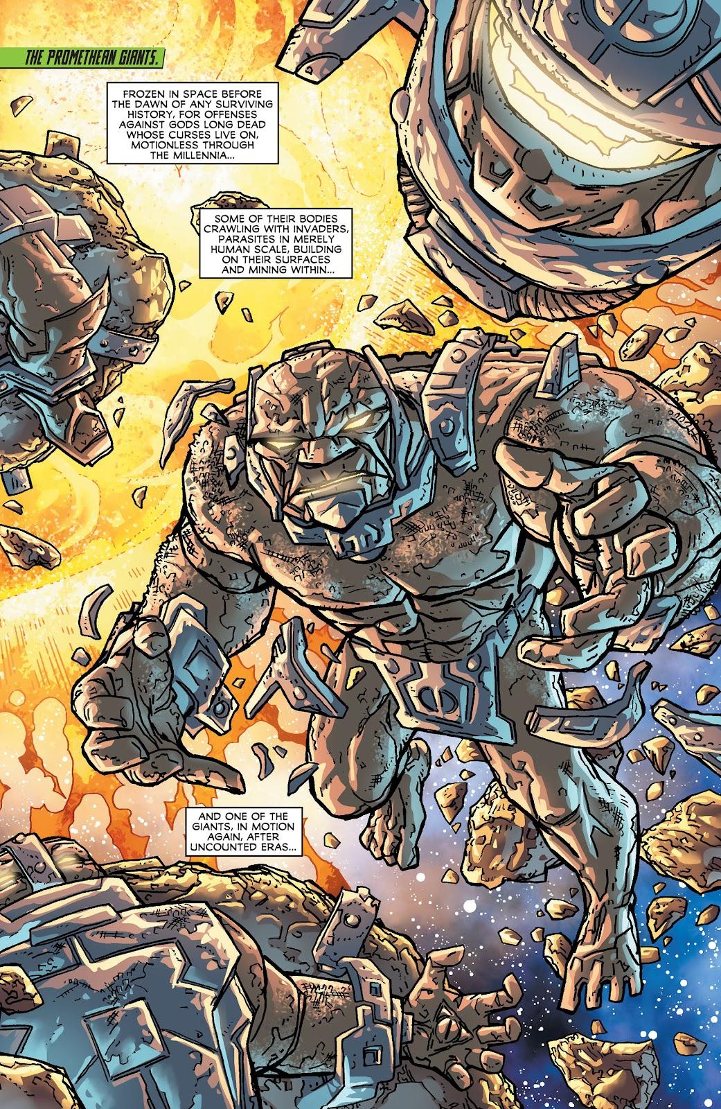 Legion of Super-Heroes (2011) Issue #18 #19 - English 13