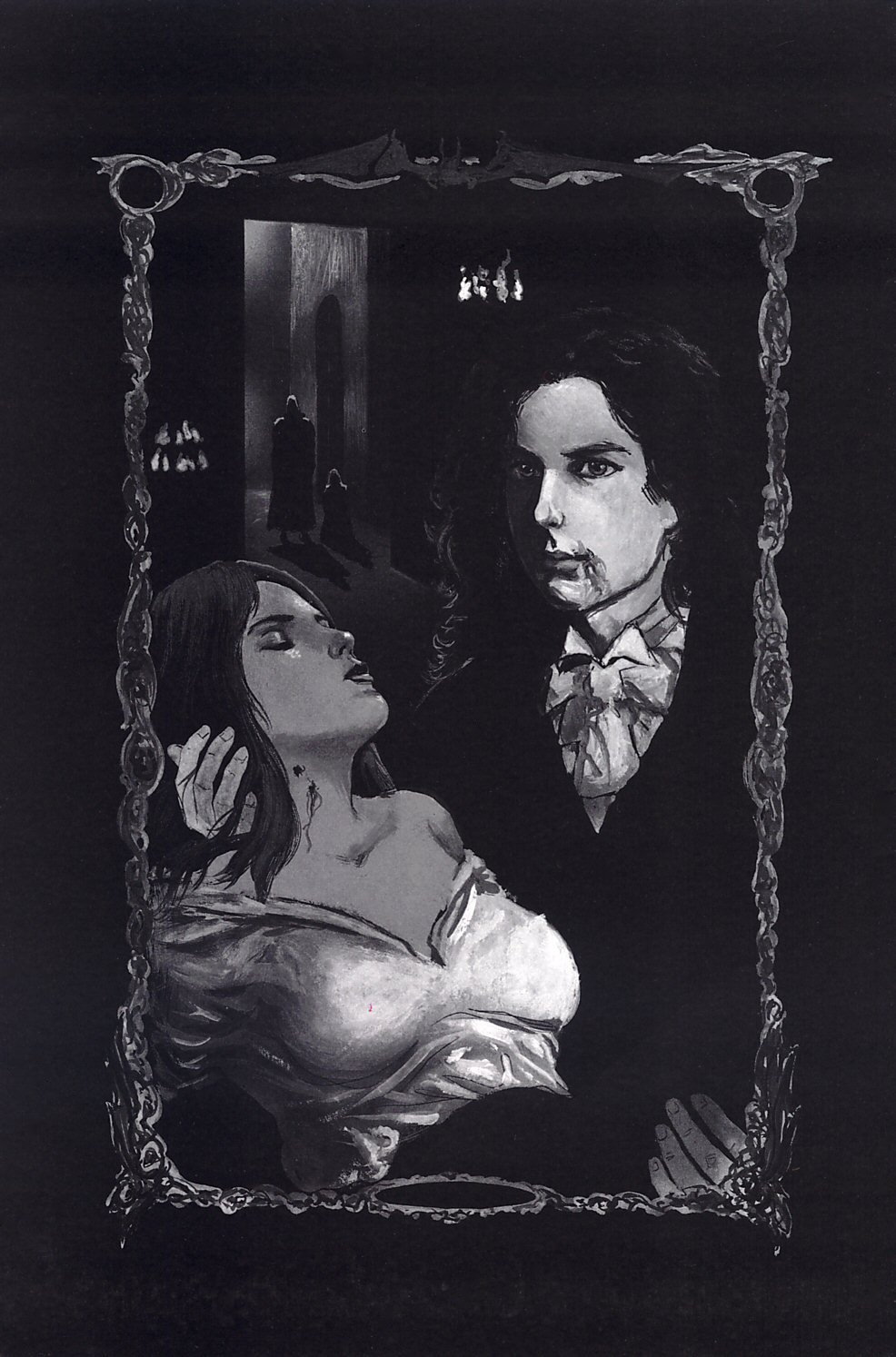 Read online Anne Rice's Interview with the Vampire comic -  Issue #9 - 2