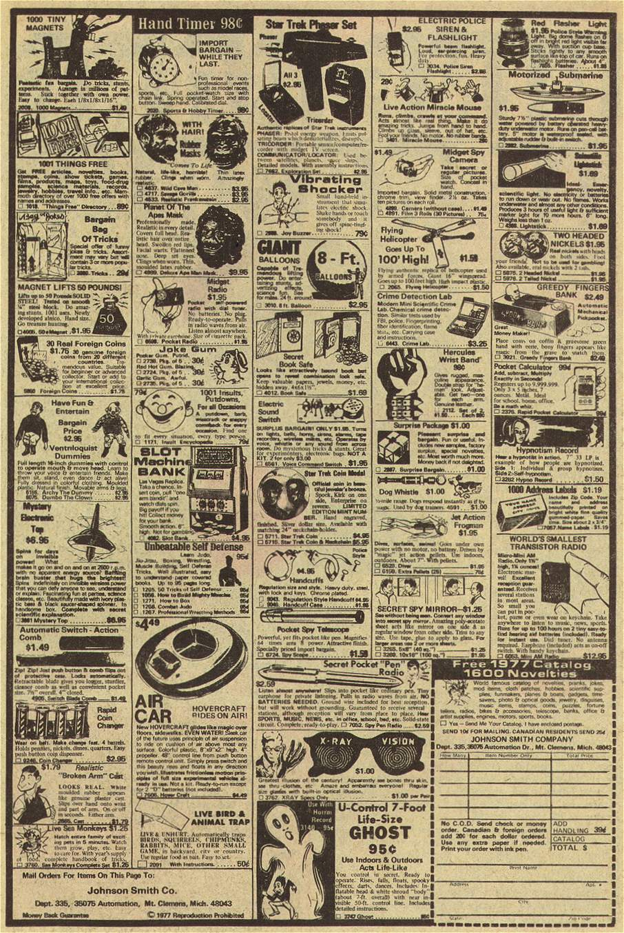 Read online Adventure Comics (1938) comic -  Issue #451 - 23