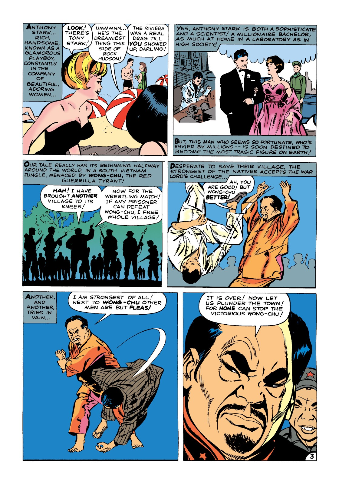 Tales of Suspense (1959) issue 39 - Page 4