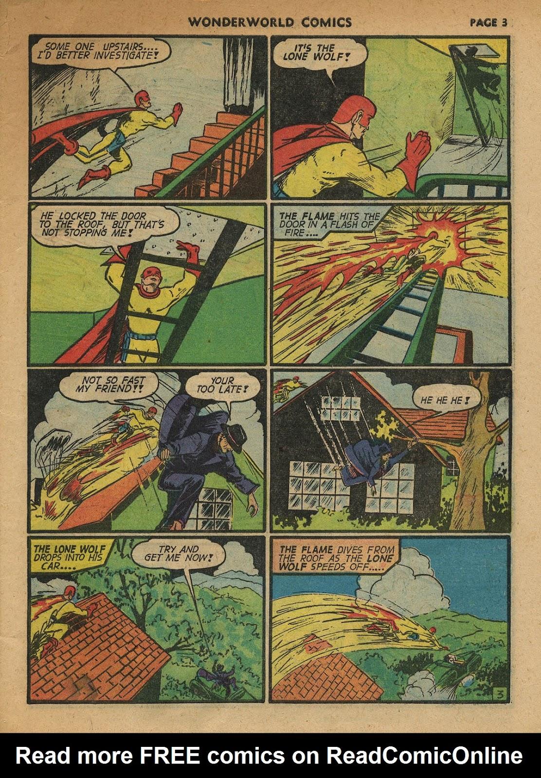 Wonderworld Comics issue 23 - Page 5