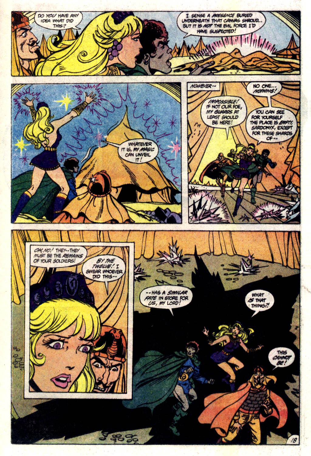 Read online Amethyst (1985) comic -  Issue #6 - 19