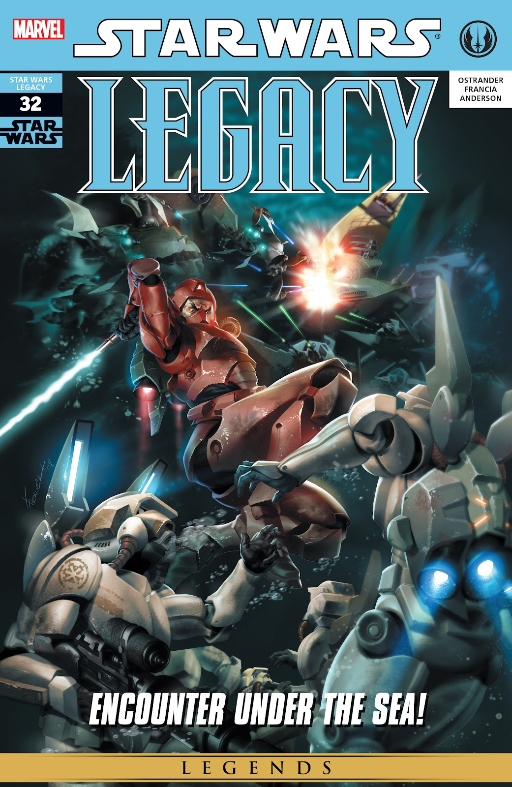 Read online Star Wars Legends: Legacy - Epic Collection comic -  Issue # TPB 2 (Part 3) - 93
