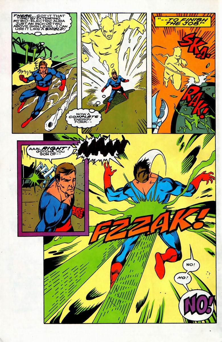 Read online Alpha Flight (1983) comic -  Issue #126 - 19
