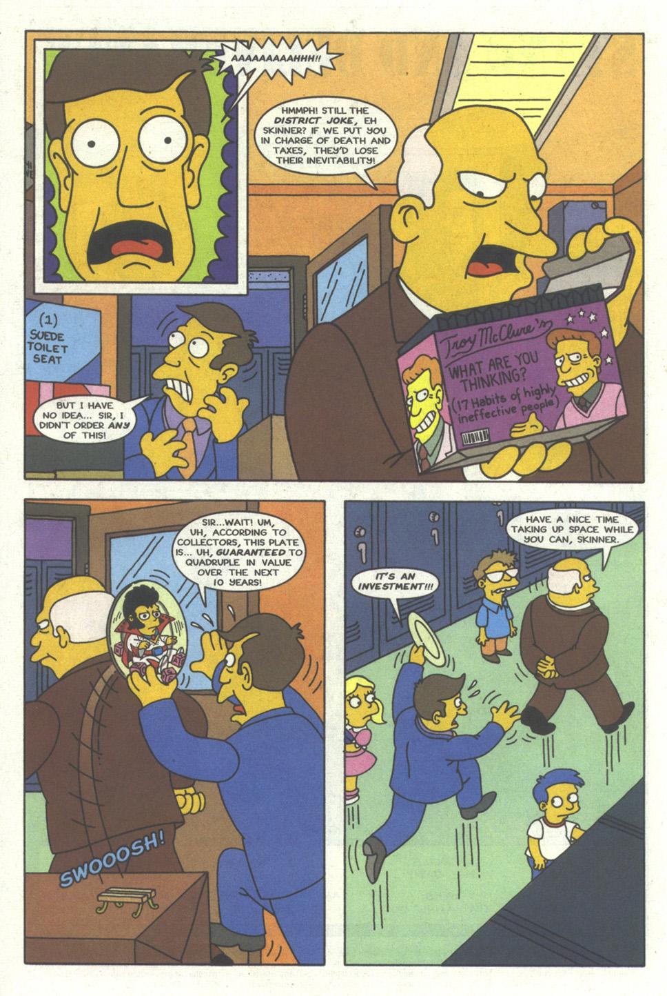 Read online Simpsons Comics comic -  Issue #21 - 3