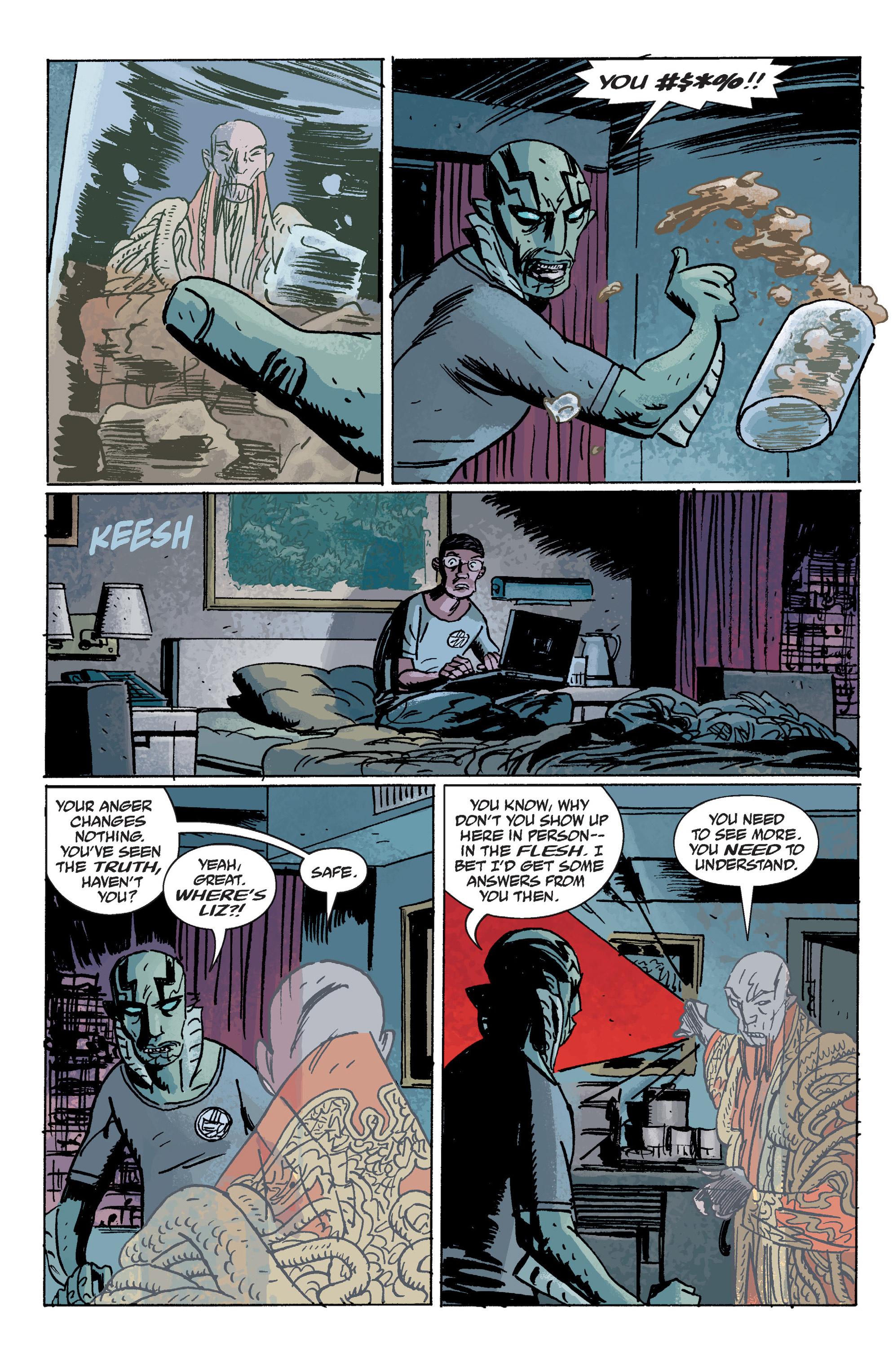 Read online B.P.R.D. (2003) comic -  Issue # TPB 10 - 133