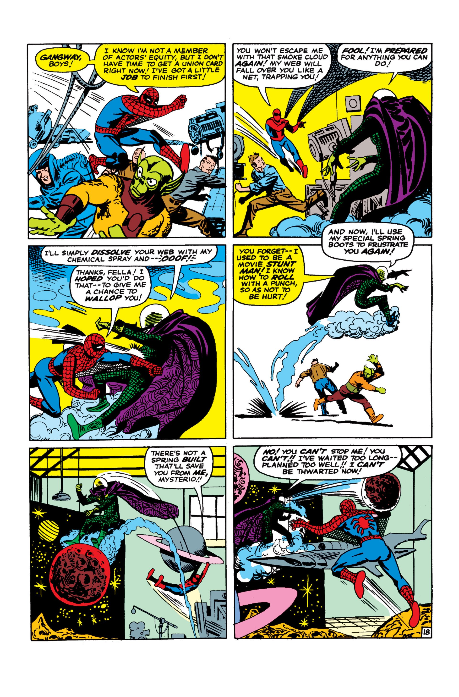 The Amazing Spider-Man (1963) 13 Page 18