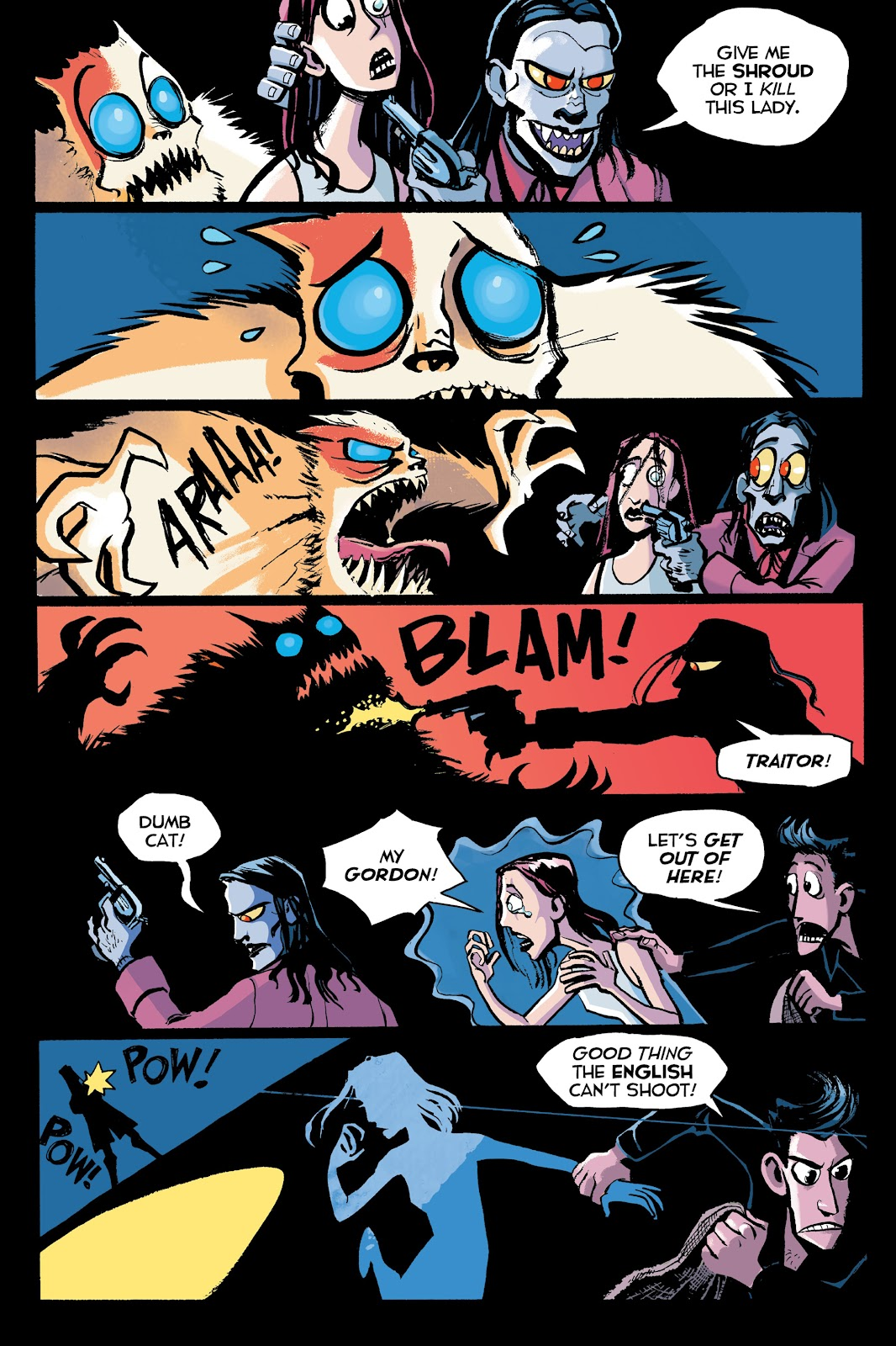 Read online Creature Tech (2019) comic -  Issue # TPB (Part 2) - 73
