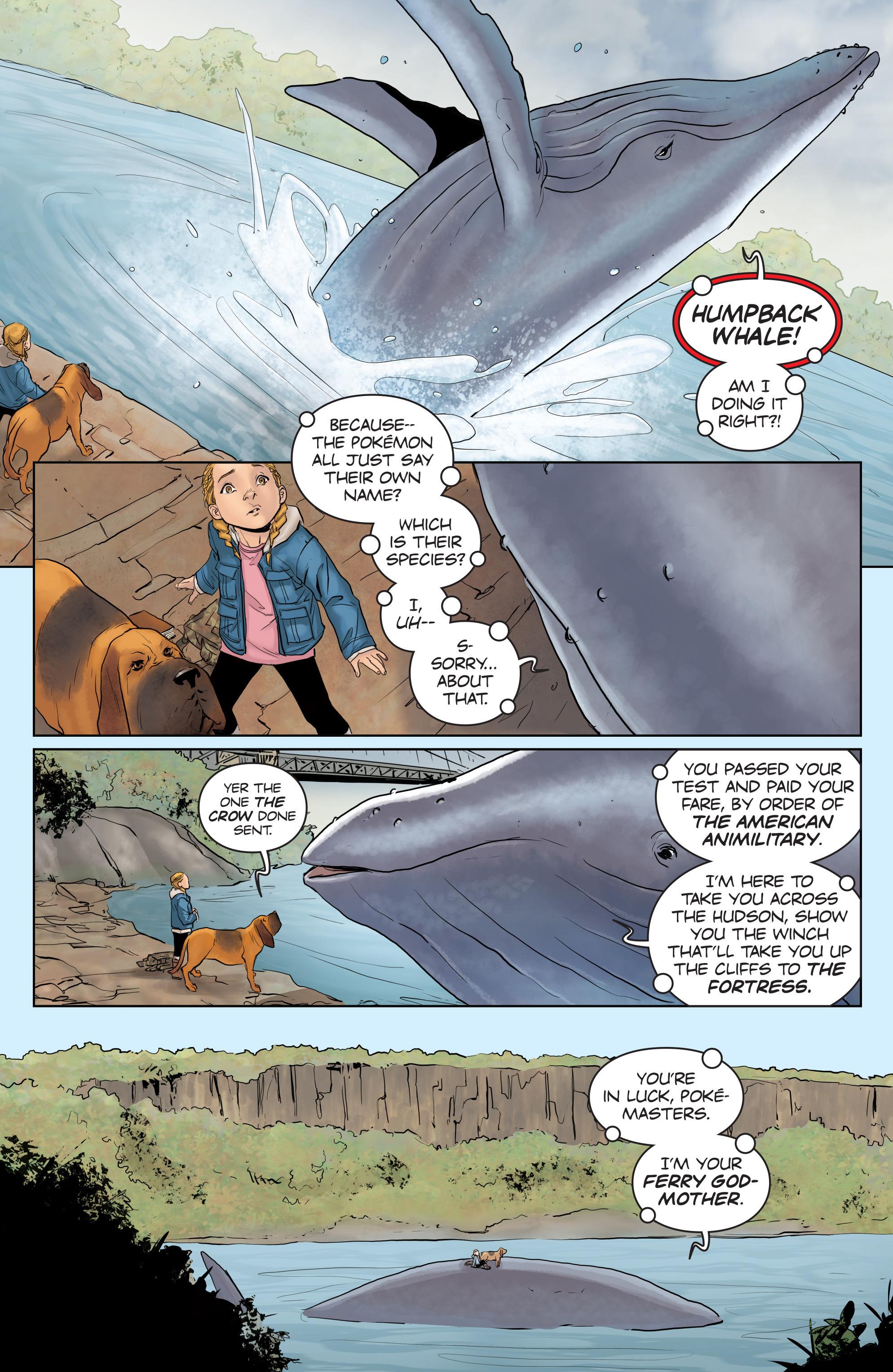 Read online Animosity comic -  Issue #3 - 7