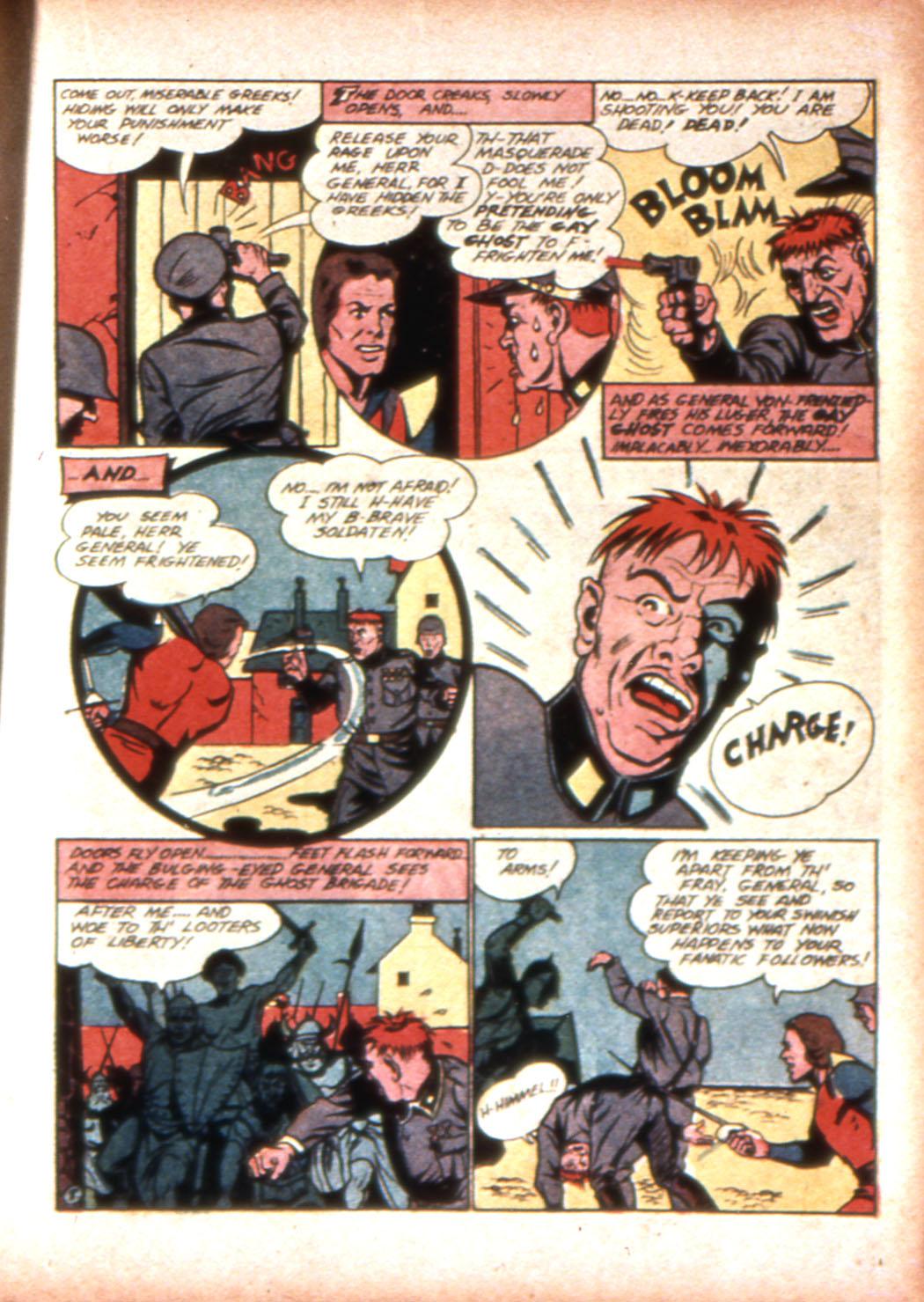 Read online Sensation (Mystery) Comics comic -  Issue #17 - 33