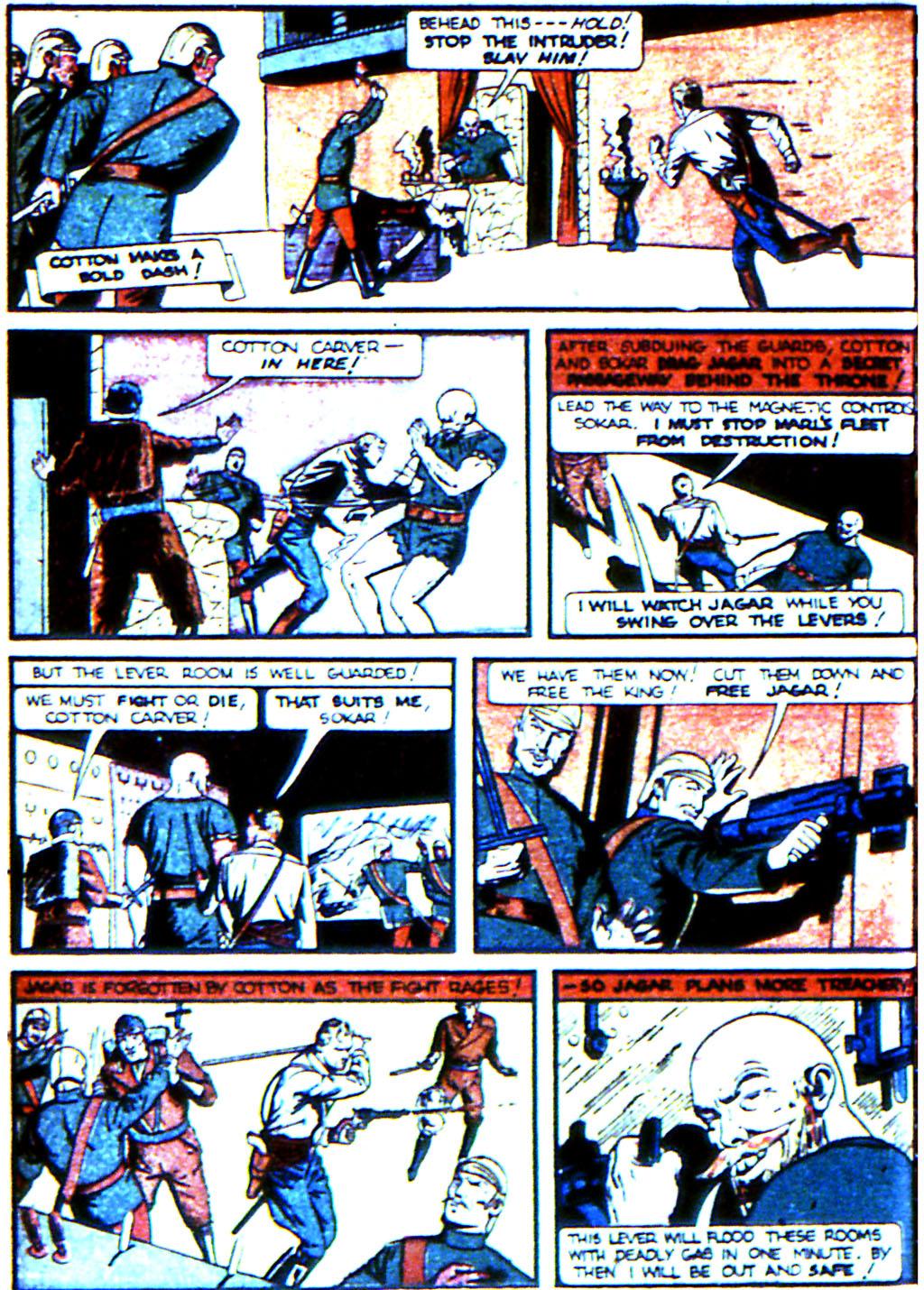 Read online Adventure Comics (1938) comic -  Issue #44 - 64
