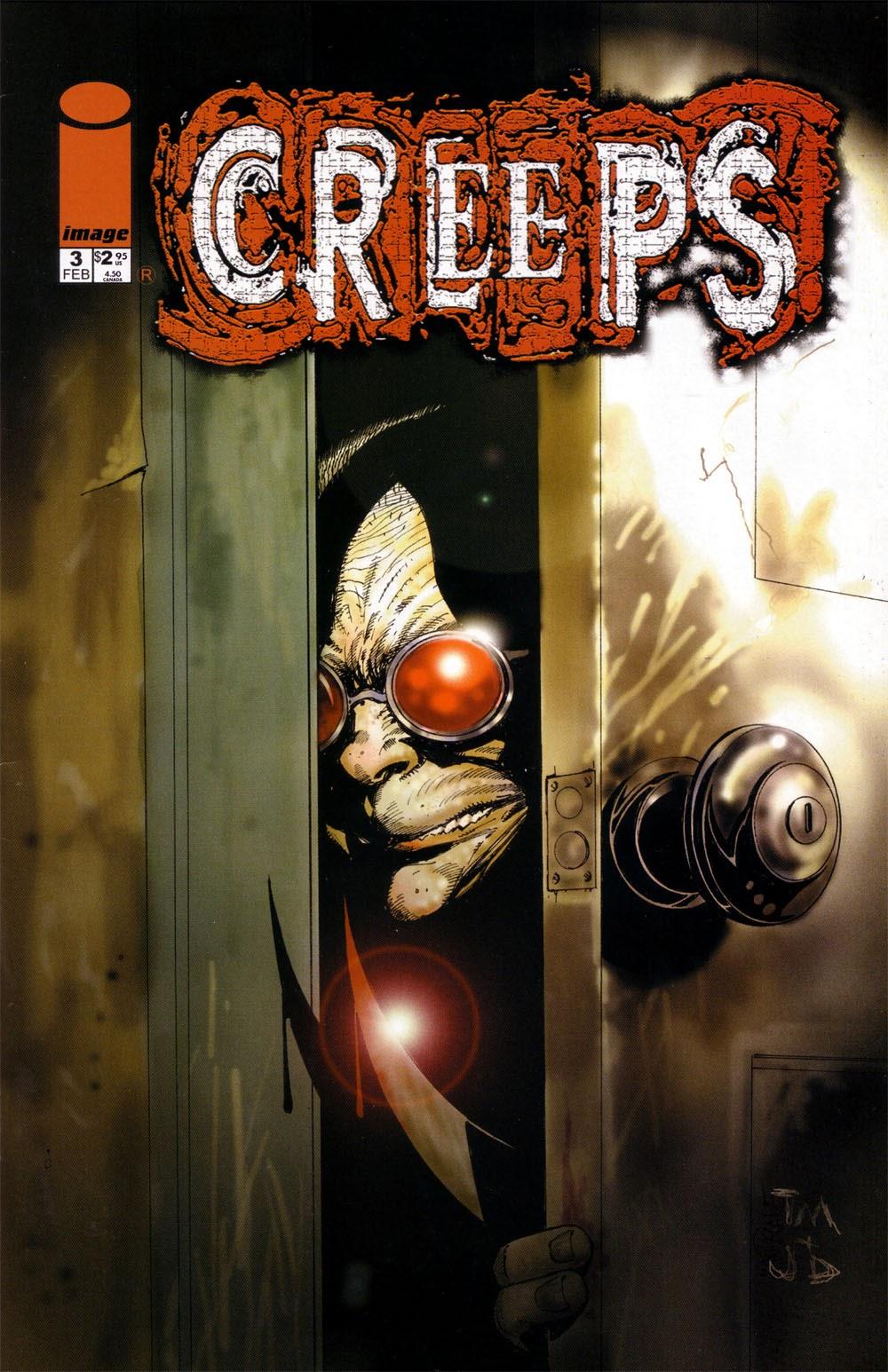 Creeps 3 Page 1