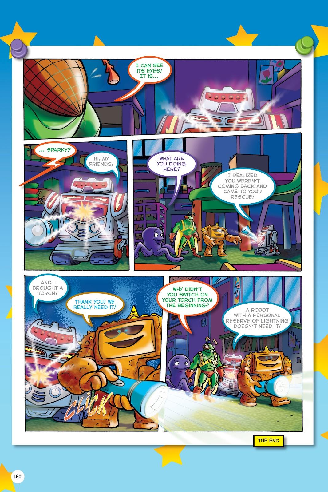 Read online DISNEY·PIXAR Toy Story Adventures comic -  Issue # TPB 1 (Part 2) - 60