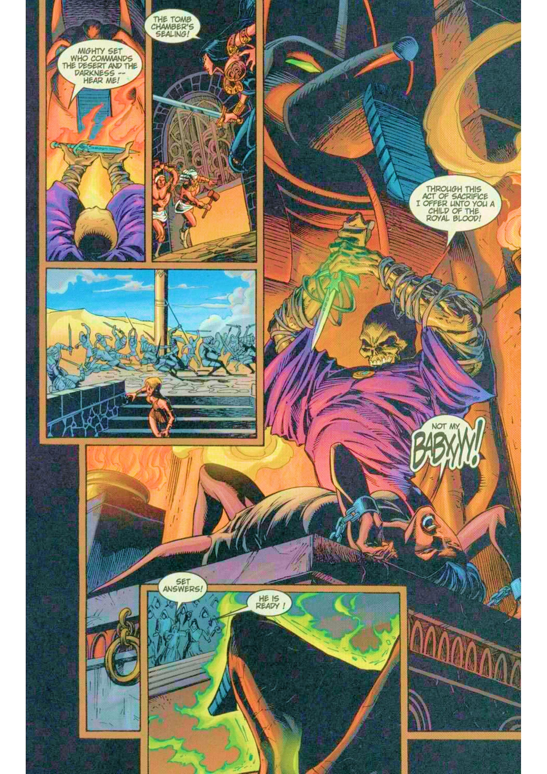 Read online Xena: Warrior Princess (1999) comic -  Issue #6 - 13