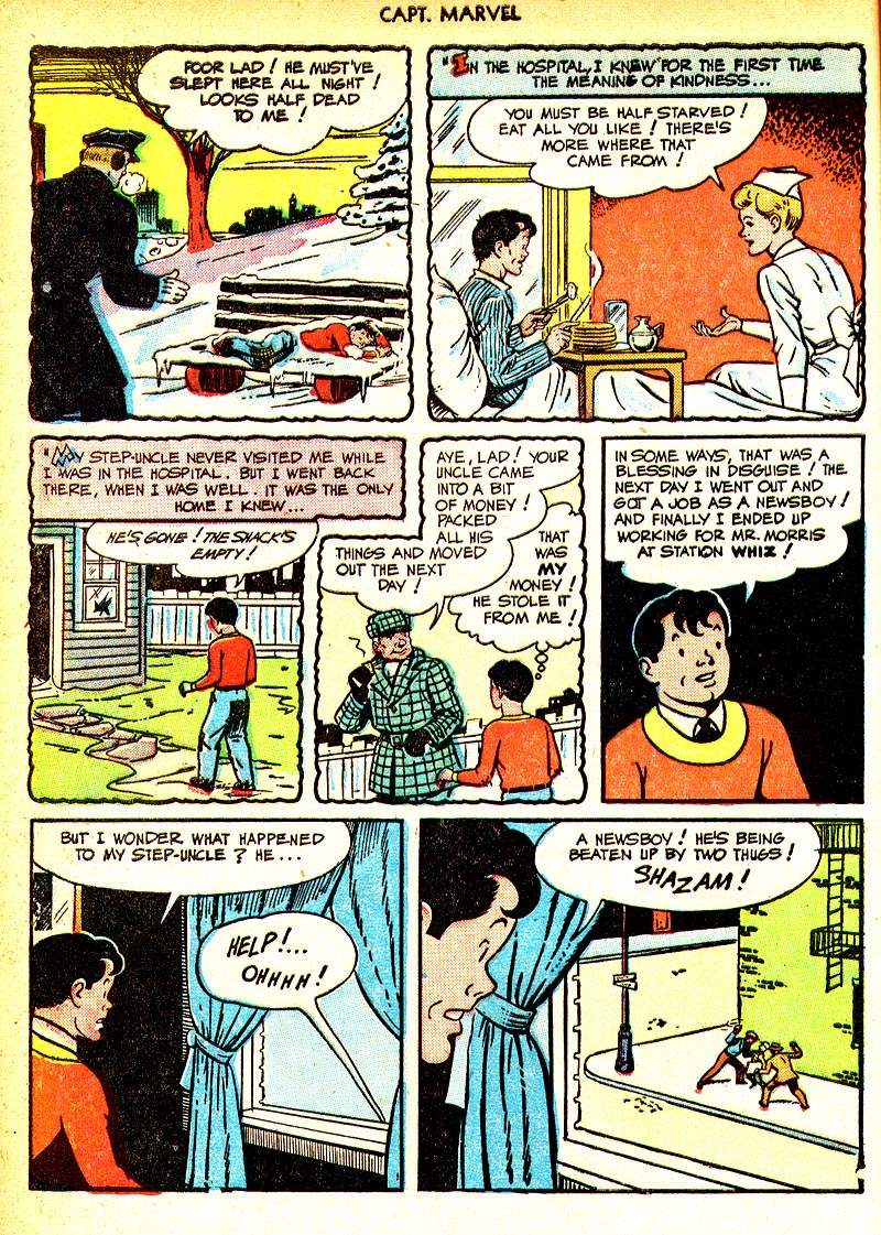 Captain Marvel Adventures issue 88 - Page 20