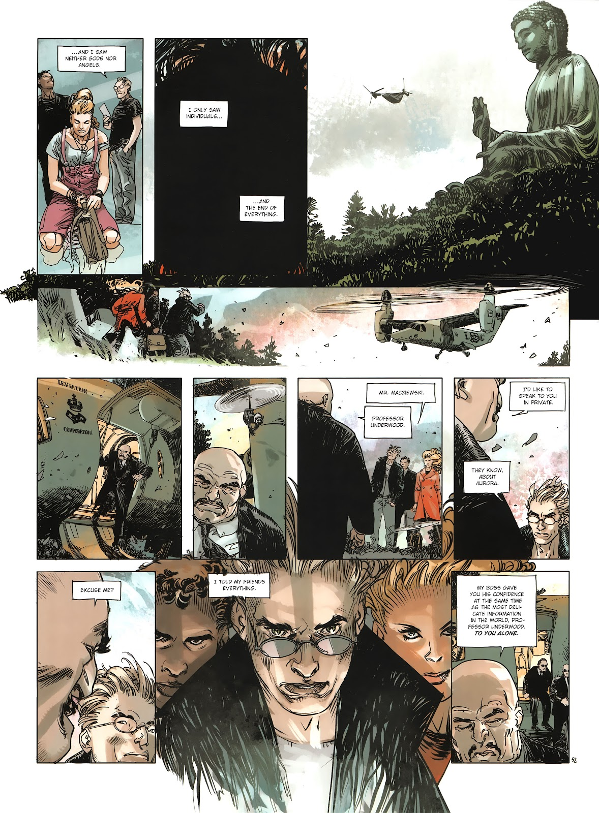 Read online Cutting Edge (2013) comic -  Issue #3 - 50