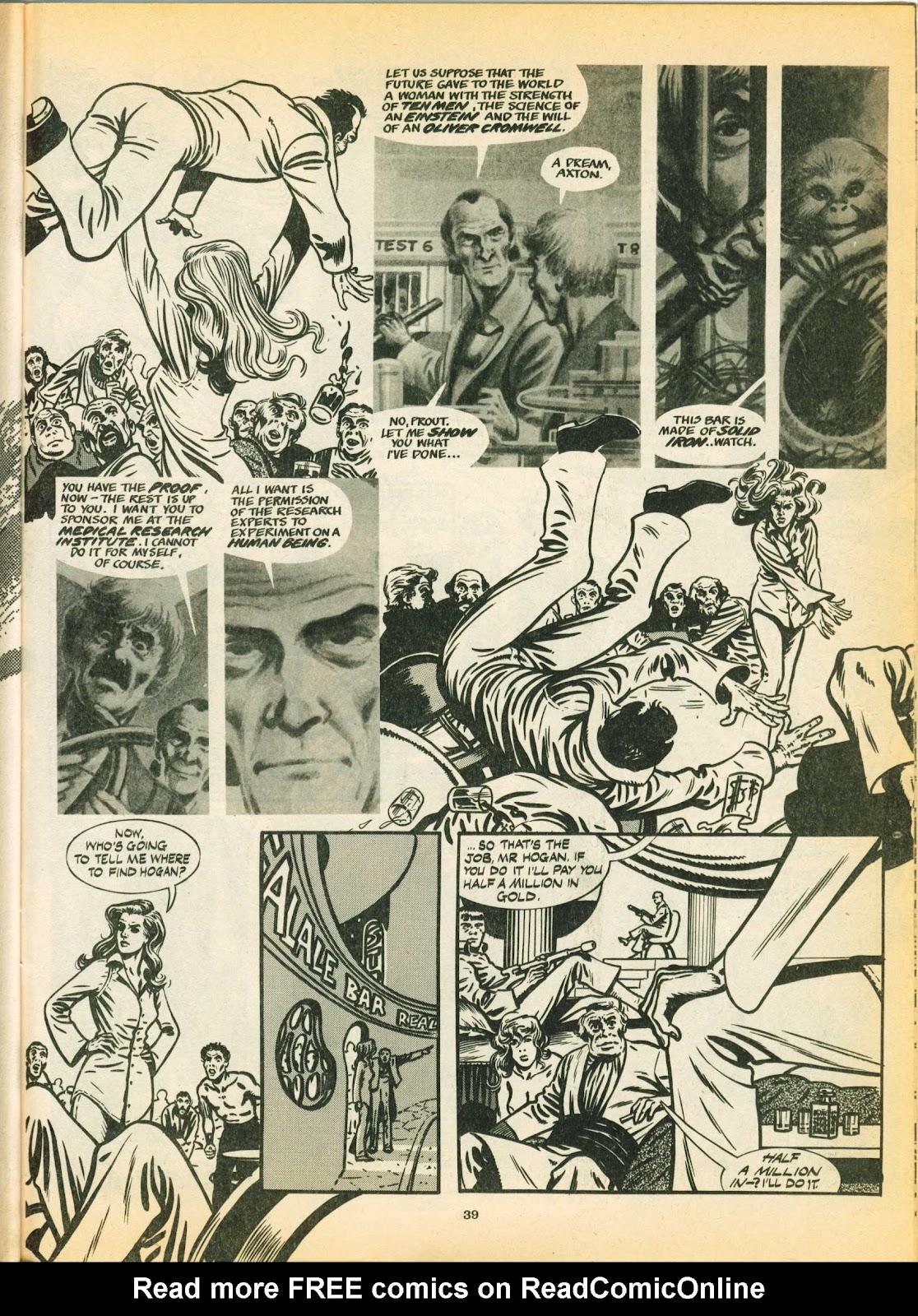 Warrior Issue #4 #5 - English 39
