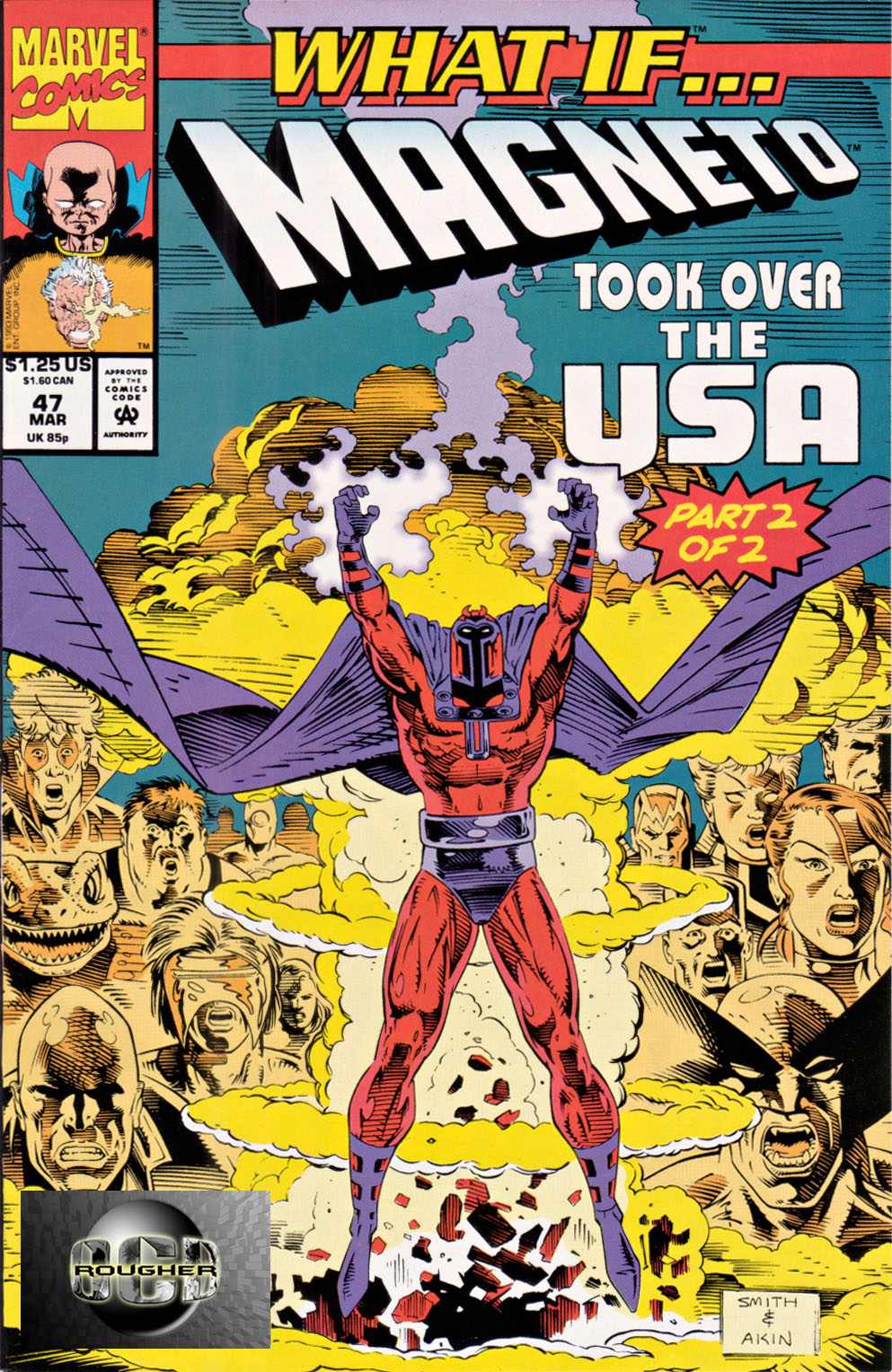What If...? (1989) issue 47 - Page 1