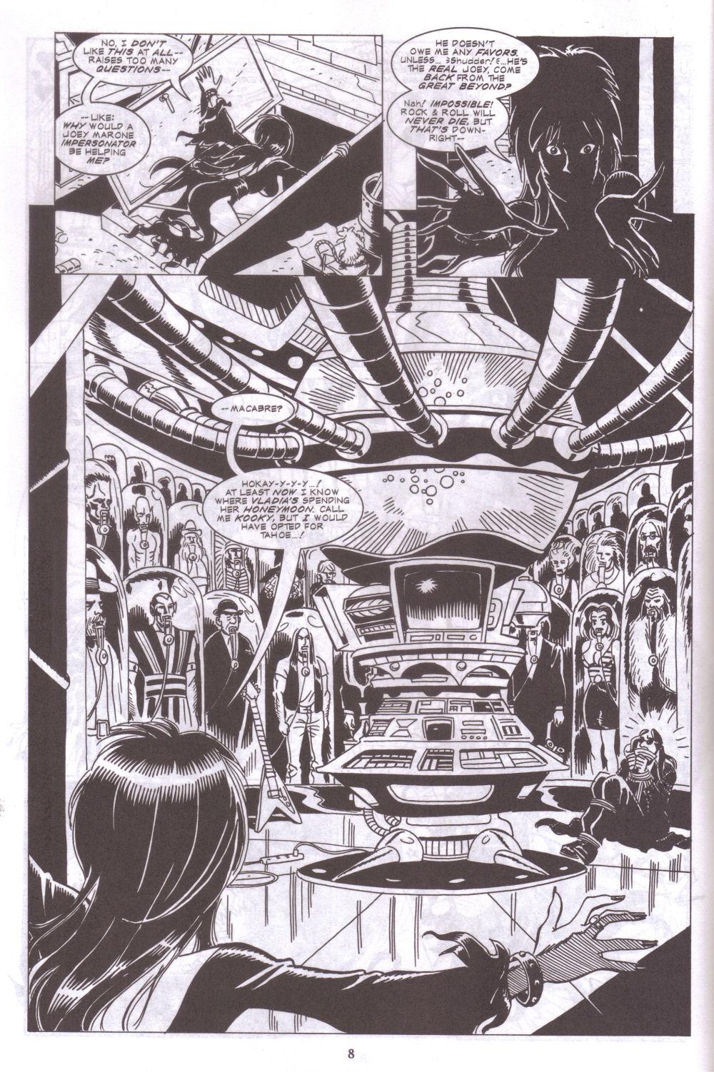 Read online Elvira, Mistress of the Dark comic -  Issue #127 - 10