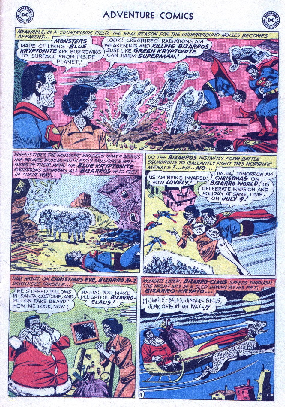 Read online Adventure Comics (1938) comic -  Issue #290 - 40