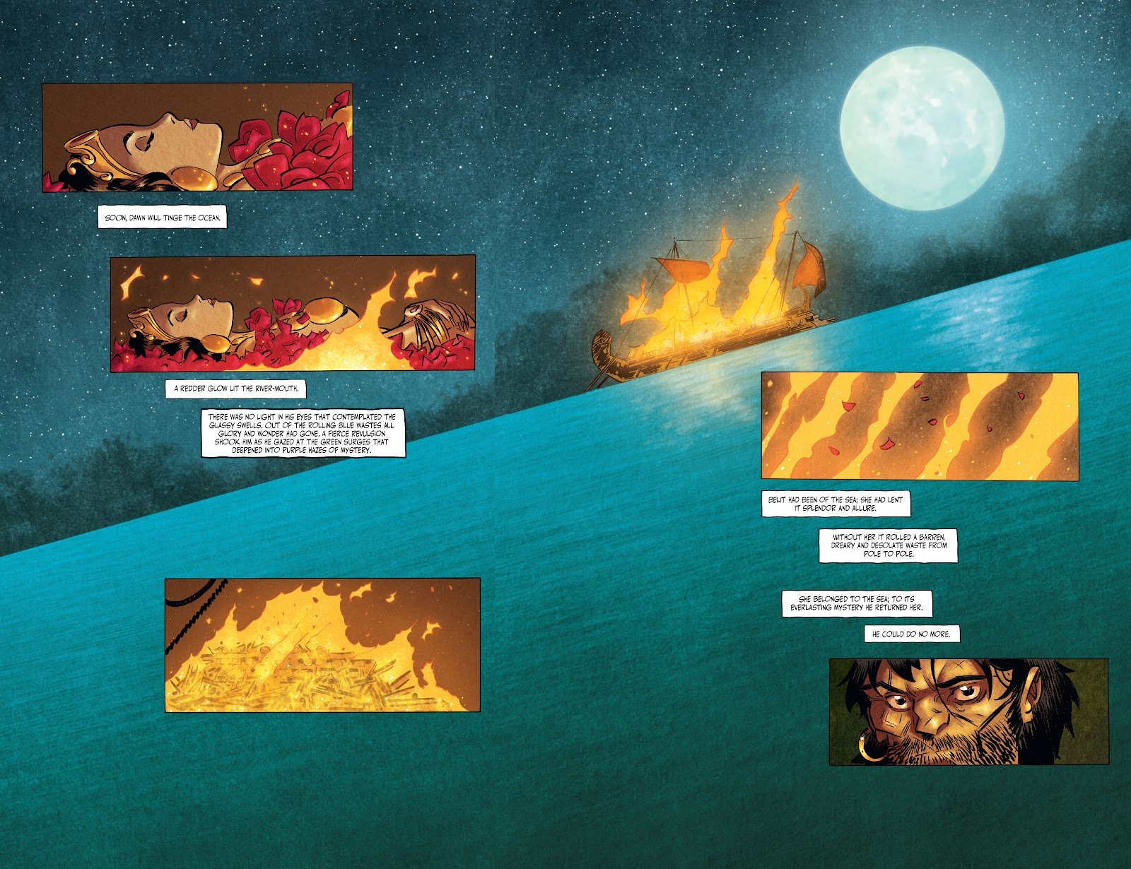 The Cimmerian: Queen of the Black Coast issue 2 - Page 22