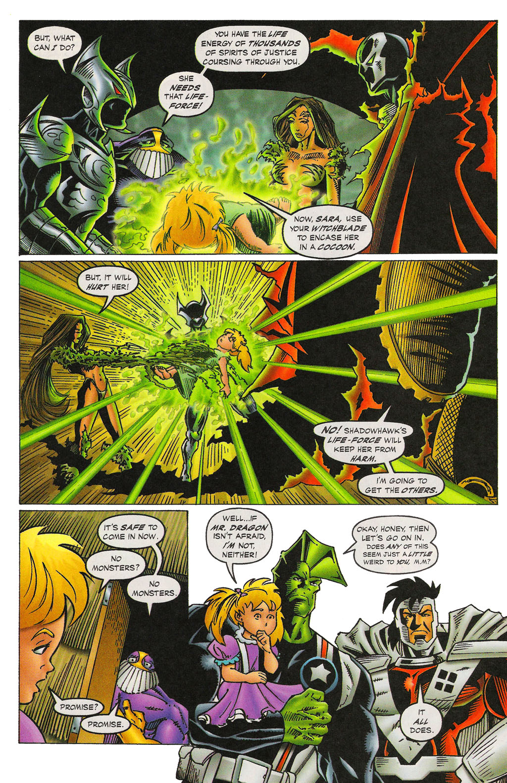 Read online Altered Image comic -  Issue #3 - 24