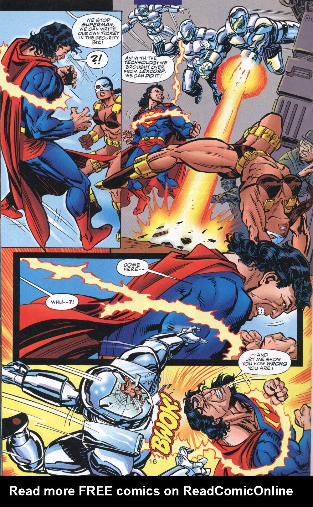 Action Comics (1938) 718 Page 17