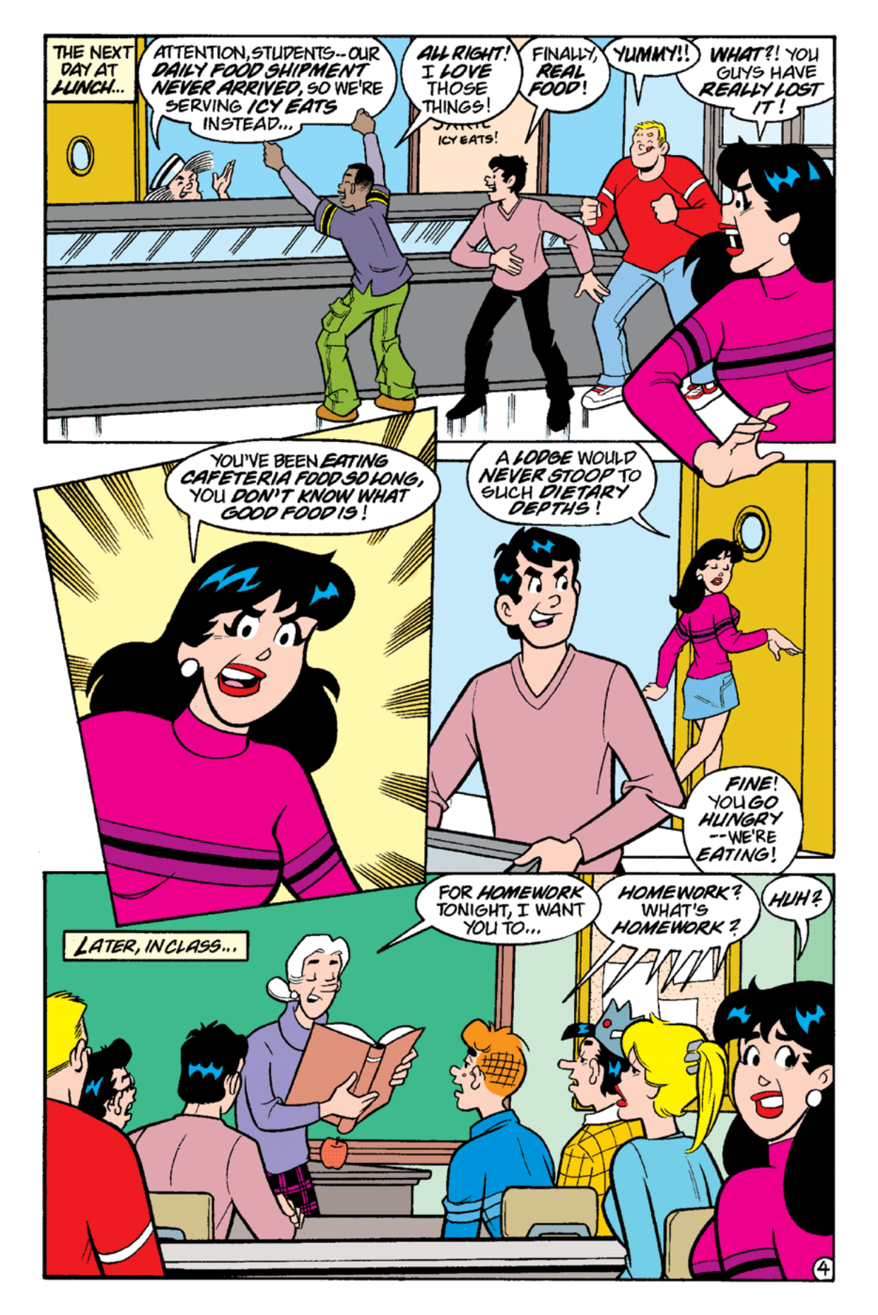 Read online Archie's Weird Mysteries comic -  Issue #18 - 6