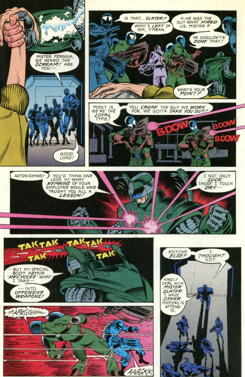 Read online Gunfire comic -  Issue #3 - 13