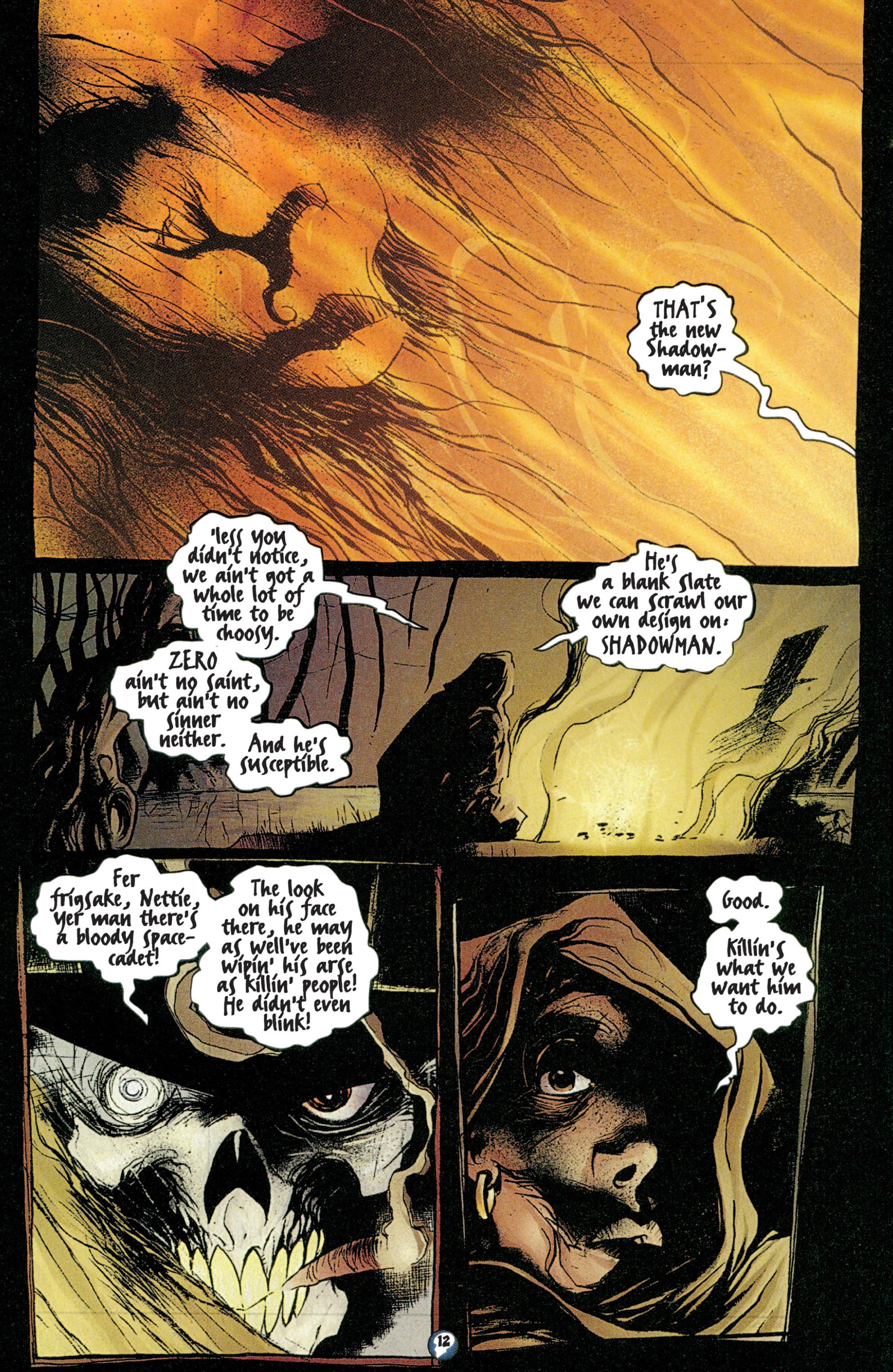 Read online Shadowman (1997) comic -  Issue #1 - 11