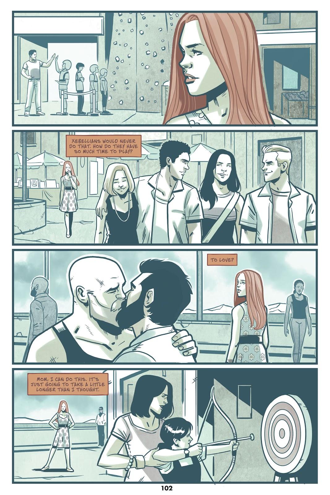 Read online Mera: Tidebreaker comic -  Issue # TPB (Part 2) - 2