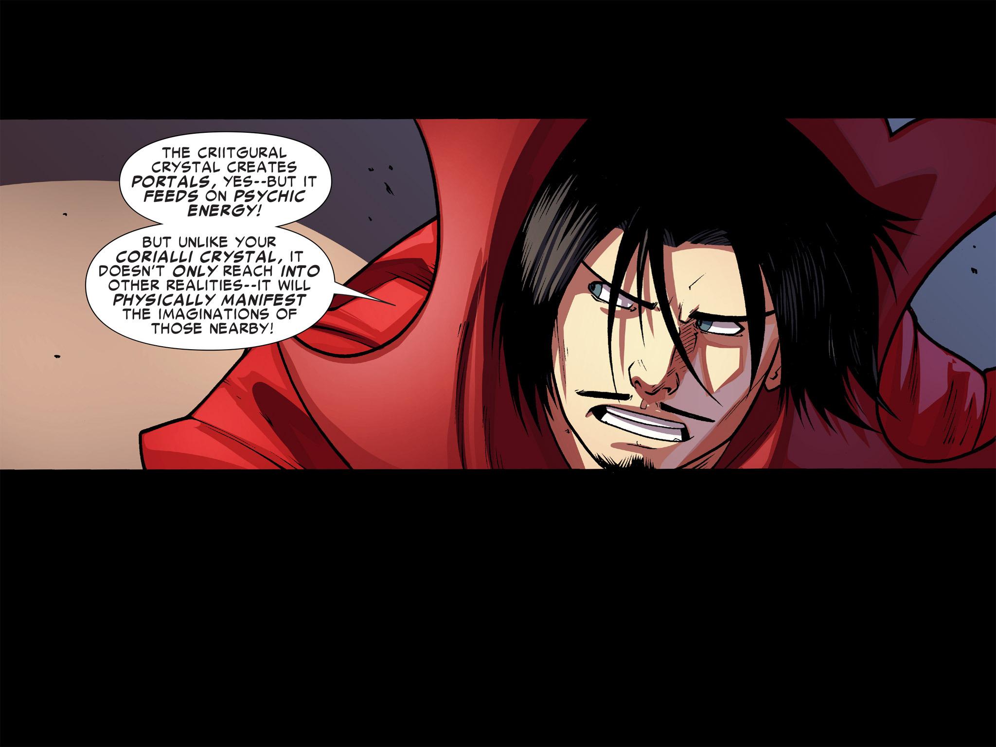 Read online Ultimate Spider-Man (Infinite Comics) (2016) comic -  Issue #9 - 57