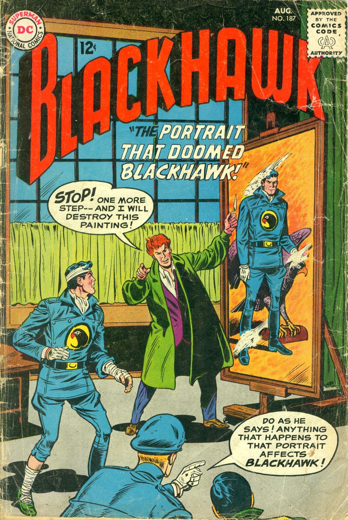 Blackhawk (1957) 187 Page 1