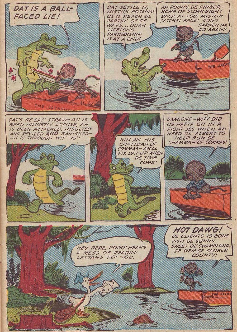 Read online Animal Comics comic -  Issue #20 - 13