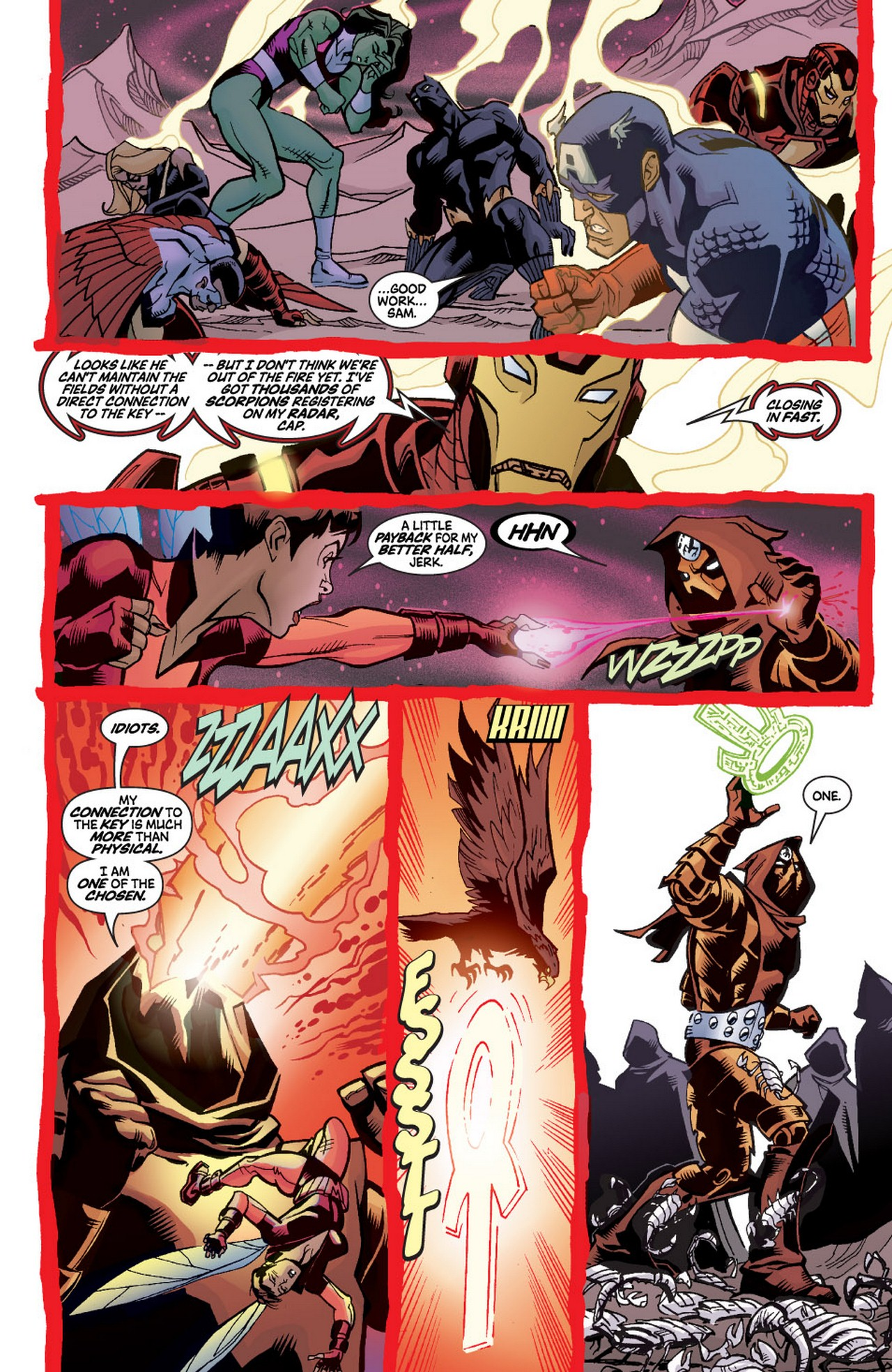 Read online Avengers (1998) comic -  Issue #60 - 12