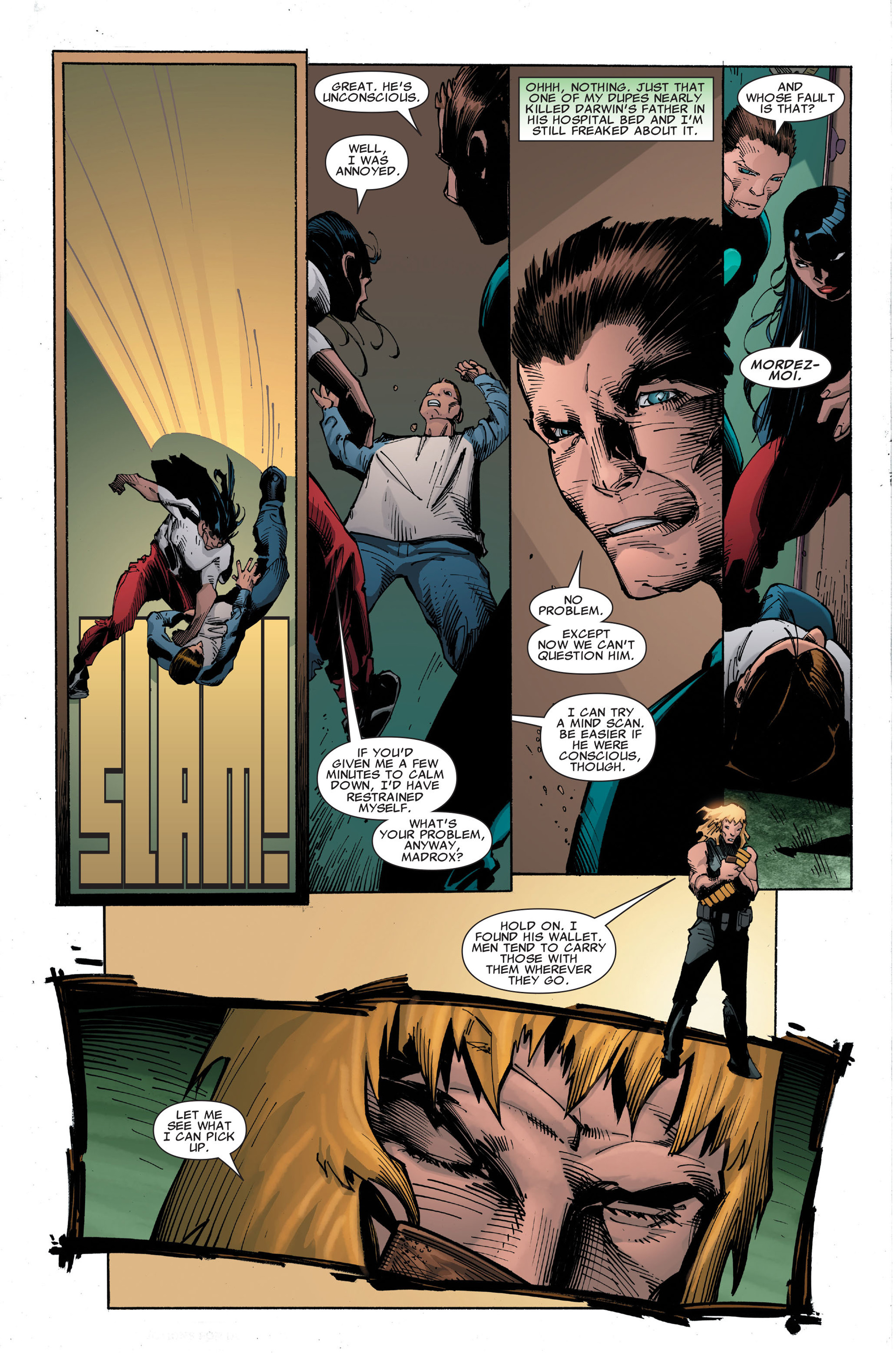 Read online X-Factor (2006) comic -  Issue #36 - 16