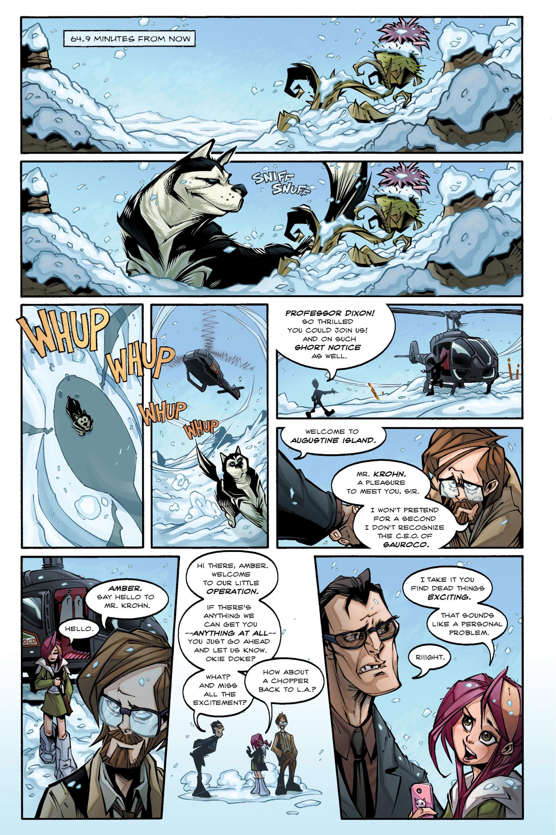 Read online Rexodus comic -  Issue # Full - 16