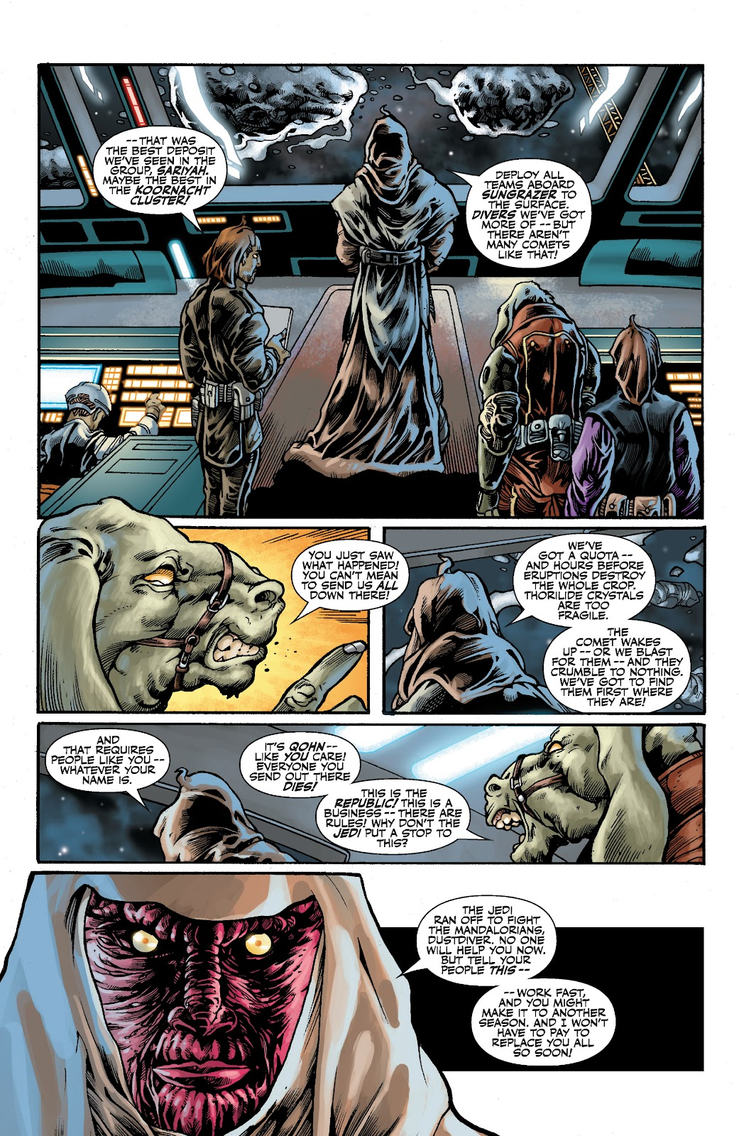 Read online Star Wars Legends: The Old Republic - Epic Collection comic -  Issue # TPB 3 (Part 2) - 25