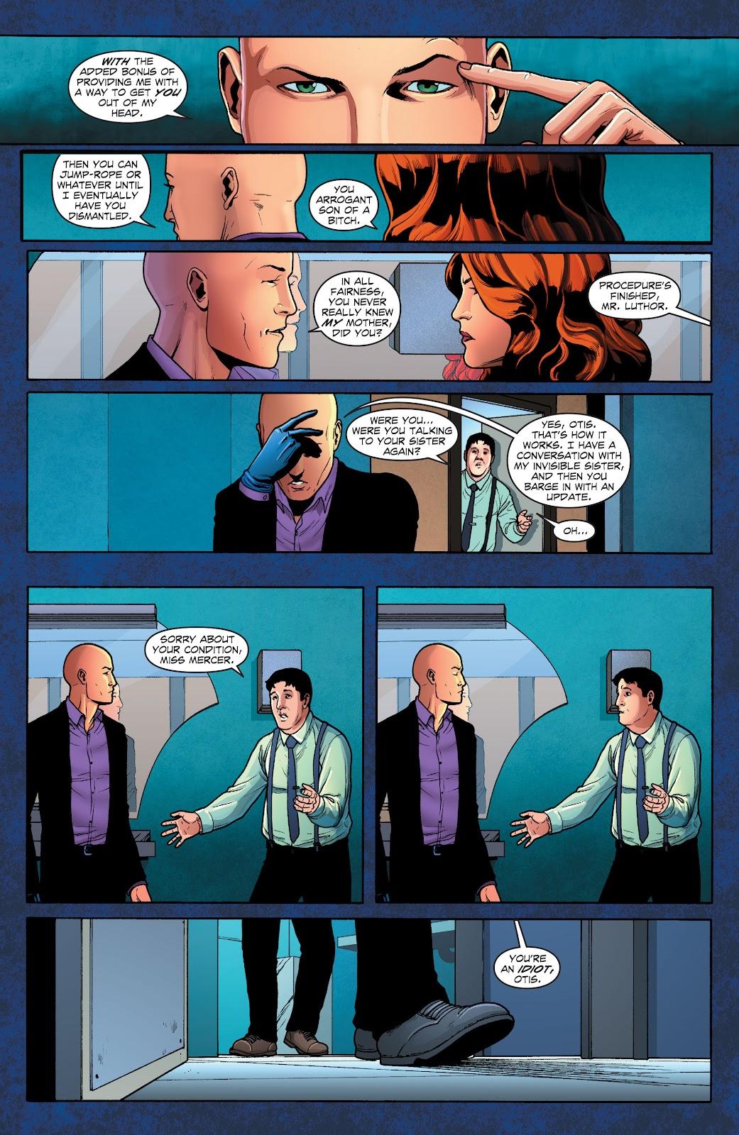 Read online Smallville Season 11 [II] comic -  Issue # TPB 1 - 97