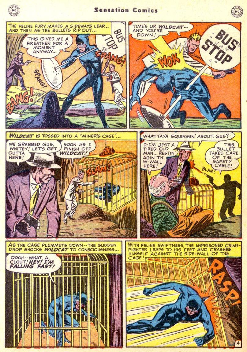 Read online Sensation (Mystery) Comics comic -  Issue #85 - 45